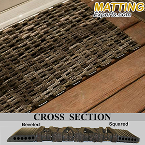Durable Dura Rug 400 Recessed Mat Matting