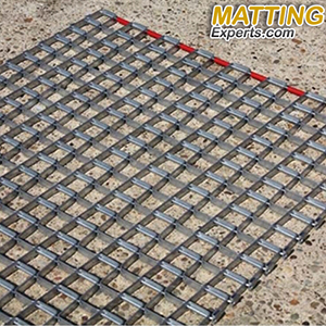 Durable Steel Matting Grates