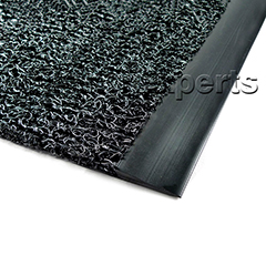 VinLoop Mat Beveled Rubber edge attached