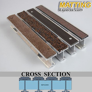 Perfec Grate™ - Heavy Traffic Applications Matting