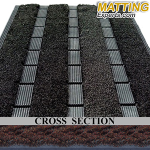 Smart Step - Arrow TRAX Matting Recess Inserts