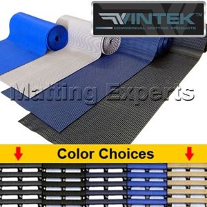 VinGrate Mat commercial shower / pool matting / wet area mat