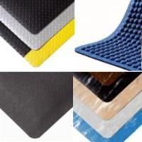 industrial dry area mats