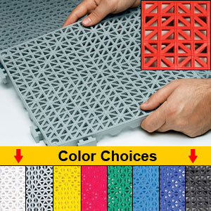 Color Cushion Tiles