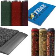Carpeted Rubber Mats