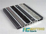 recessed area metal mats