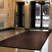 Arrow trax entrance mats application picture