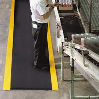 Bubble Sof tred antifatigue sponge mat APPLICATION