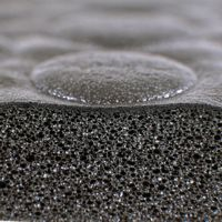 Bubble Sof tred antifatigue sponge mat SECTION