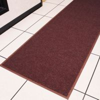 Chevron commercial entry mats  application picture