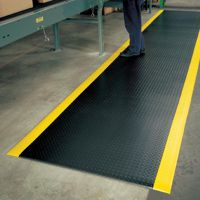 Diamond Sof tred antifatigue sponge mat APPLICATION