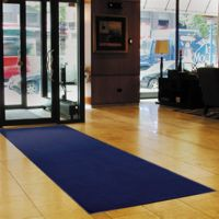 Carpeted entry mats with backing Sabre 130
