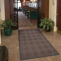 Opus commercial entry rug  application picture