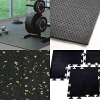 Weight Room Matting
