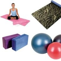 Yoga and Pilates mat selection