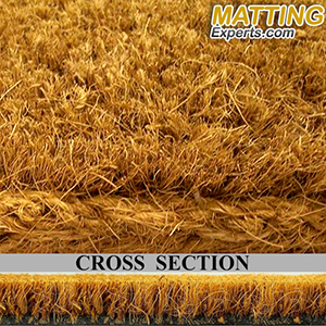 Recessed Cocoa Matting Inserts