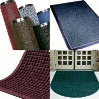 commercial carpeted mats